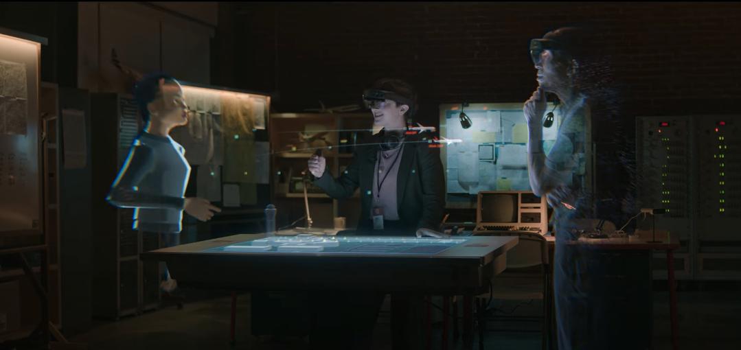 Avec Mesh, Microsoft vient-il de présenter l'avenir de la communication en réalité mixte ? - Journal du geek