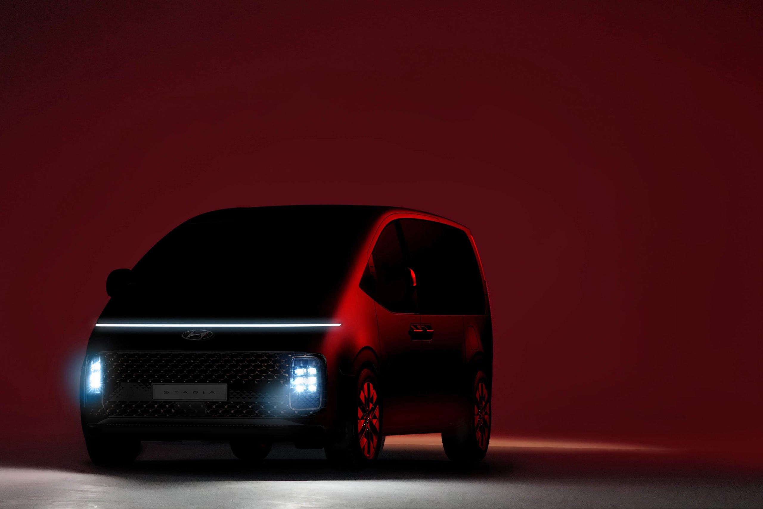 Hyundai présente son minivan, aux allures de vaisseau spatial - Journal du geek
