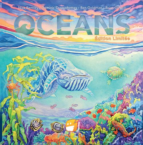 [Test] Jeux de société : Oceans et Patchwork Express