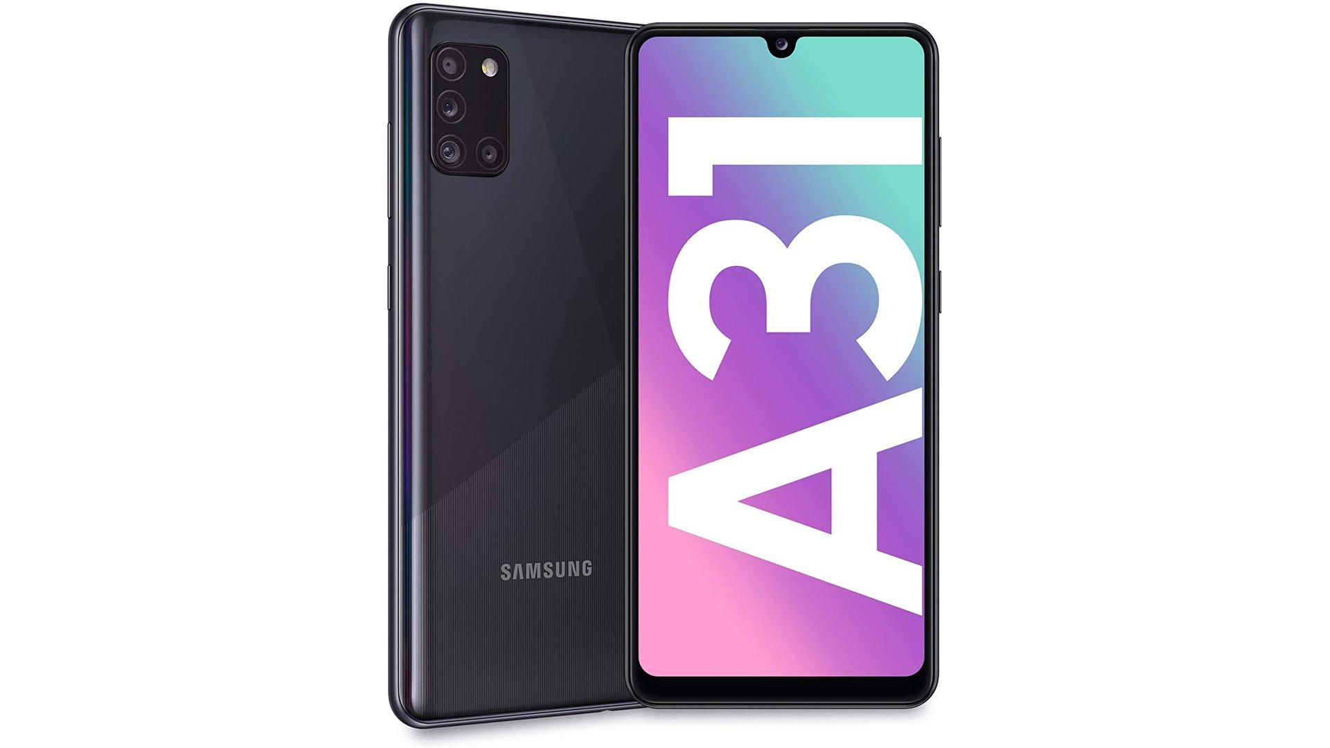 Get 50% off Samsung Galaxy A31 on Aliexpress.
