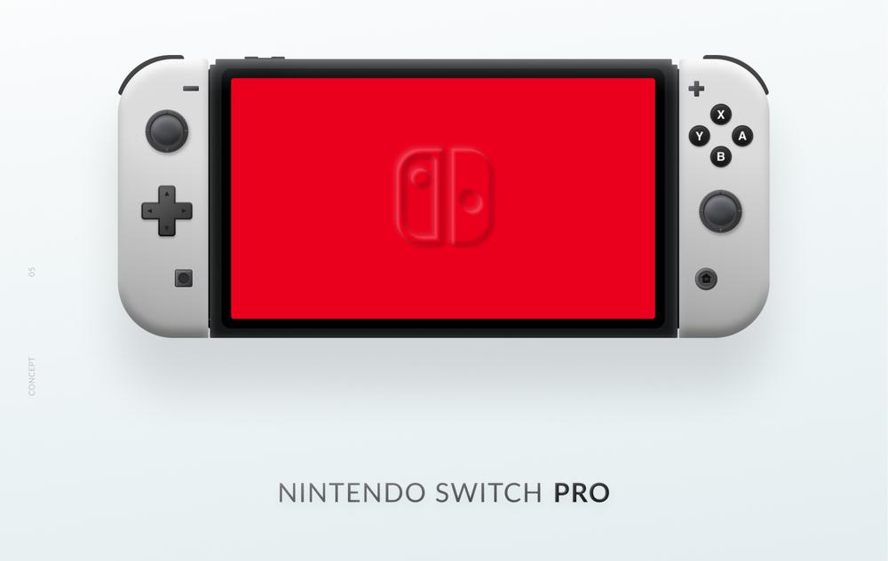 Nintendo Switch Pro : specs, date de sortie, jeux… Tout ce qu'il faut savoir - Journal du geek