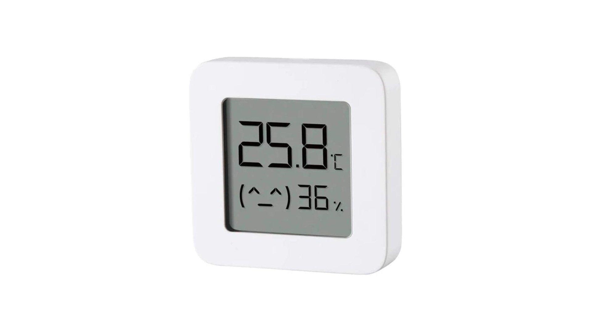 Le thermomètre et hygromètre de Xiaomi est en promotion!