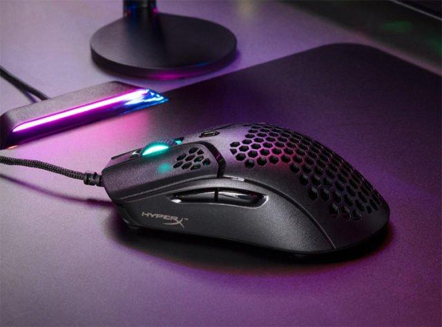 [Prise en main] HyperX Pulsefire Haste, la souris poids-plume