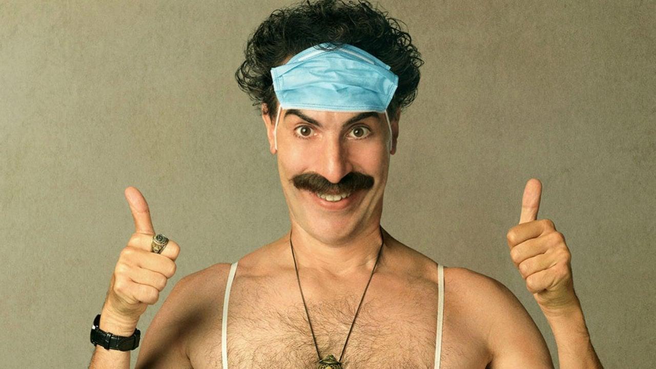Borat 2 - Sacha Baron Cohen - Amazon Prime Video