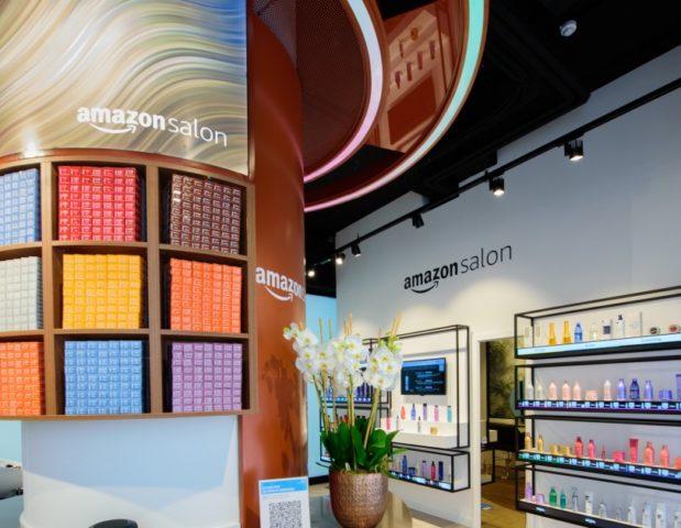 Amazon va ouvrir son premier salon de coiffure | Journal du Geek