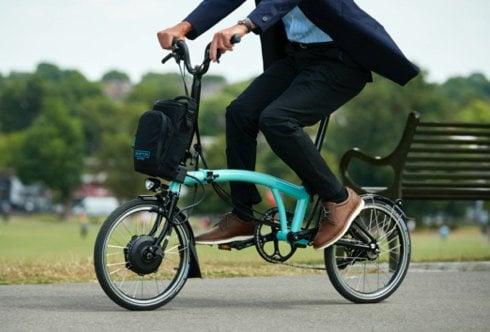 brompton vélo électrique