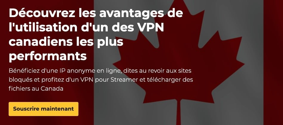 CyberGhost Canada