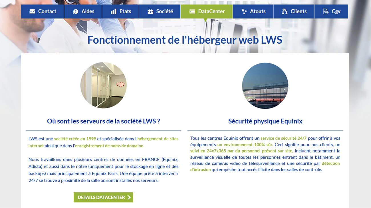 Datacenters LWS