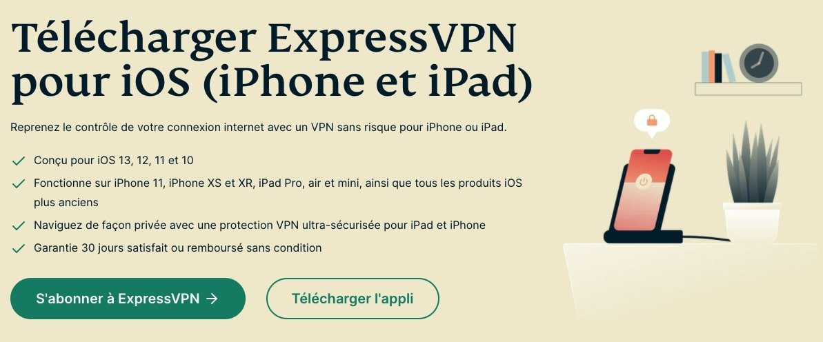 ExpressVPN-iOS