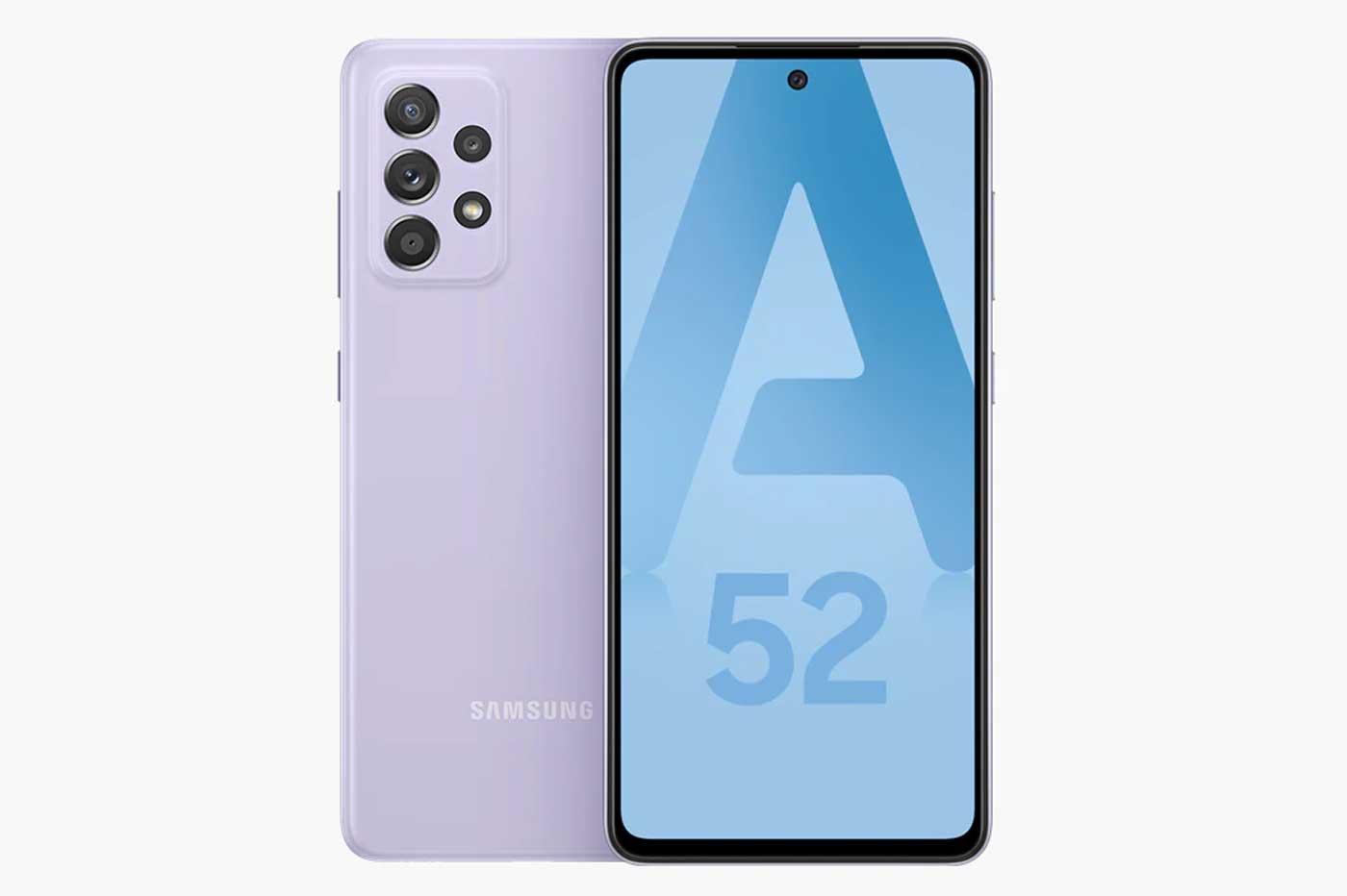 Bon plan Galaxy A52