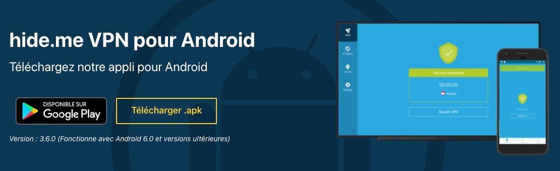 Hide.me-gratuit-Android