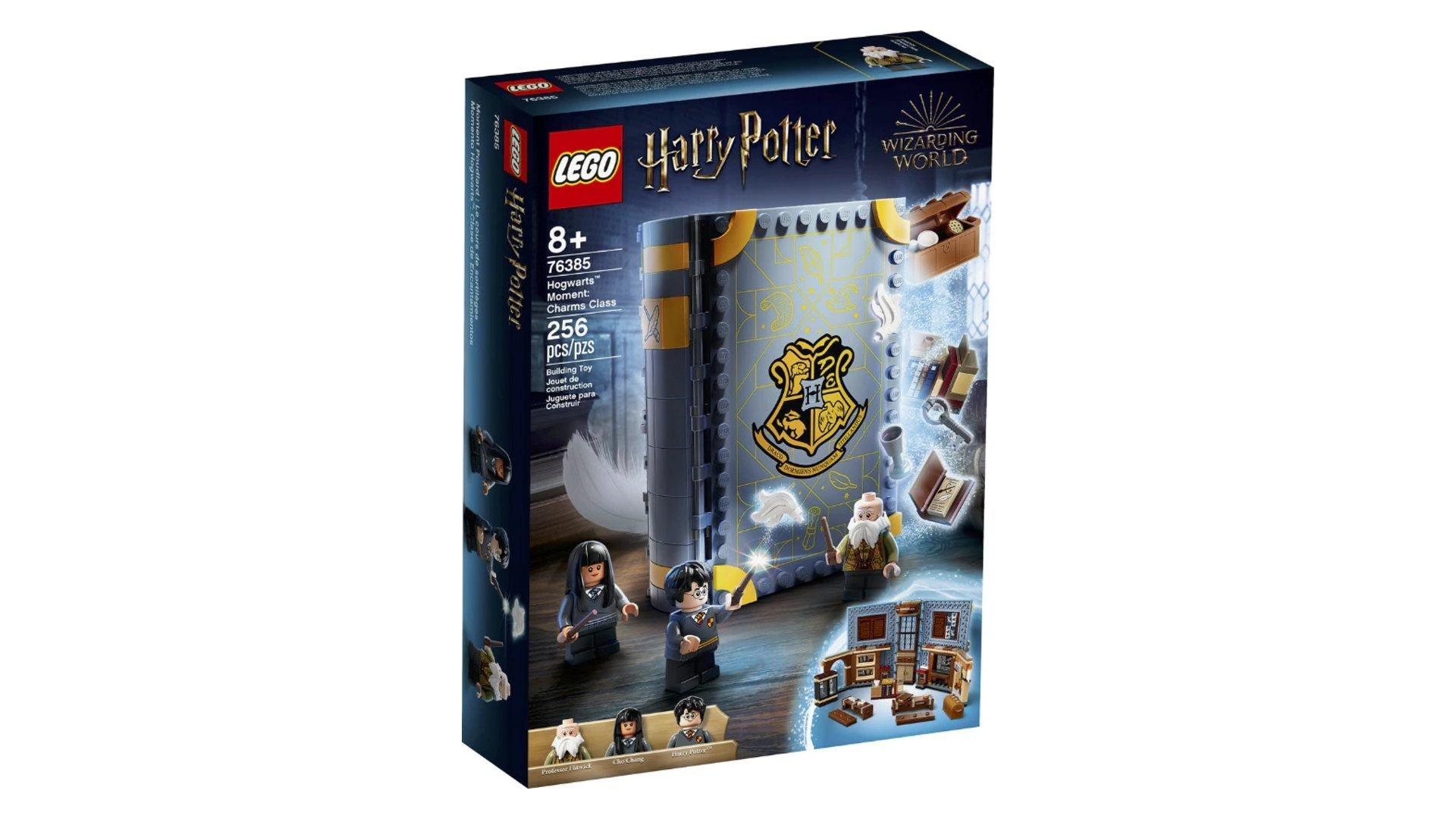 Le jeu LEGO Harry Potter Poudlard: le cours de sortilèges est en promotion sur Aliexpress.