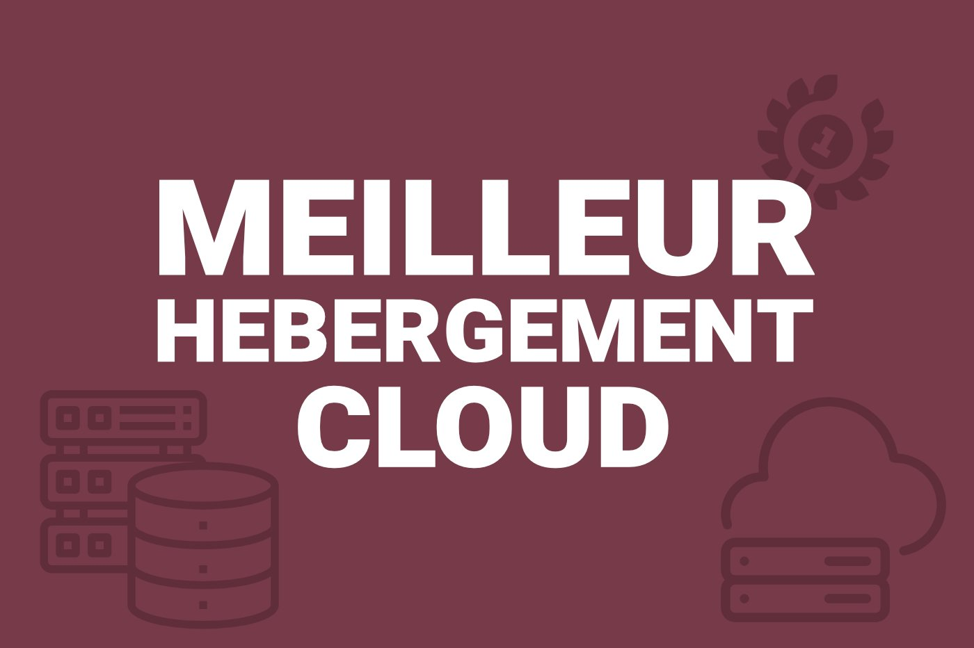 Hebergement web Cloud