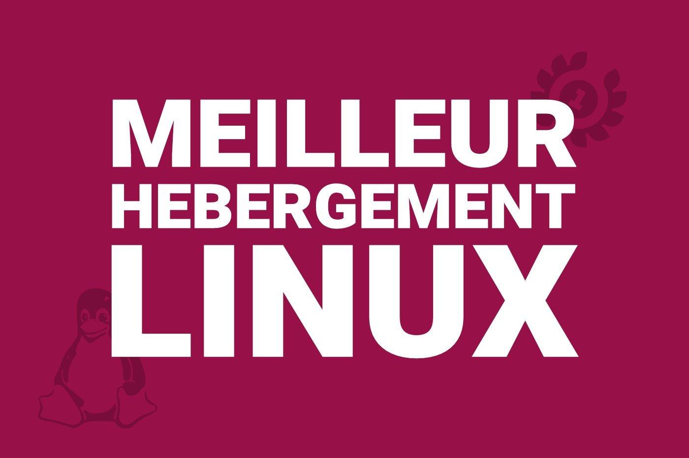 Hébergement web Linux