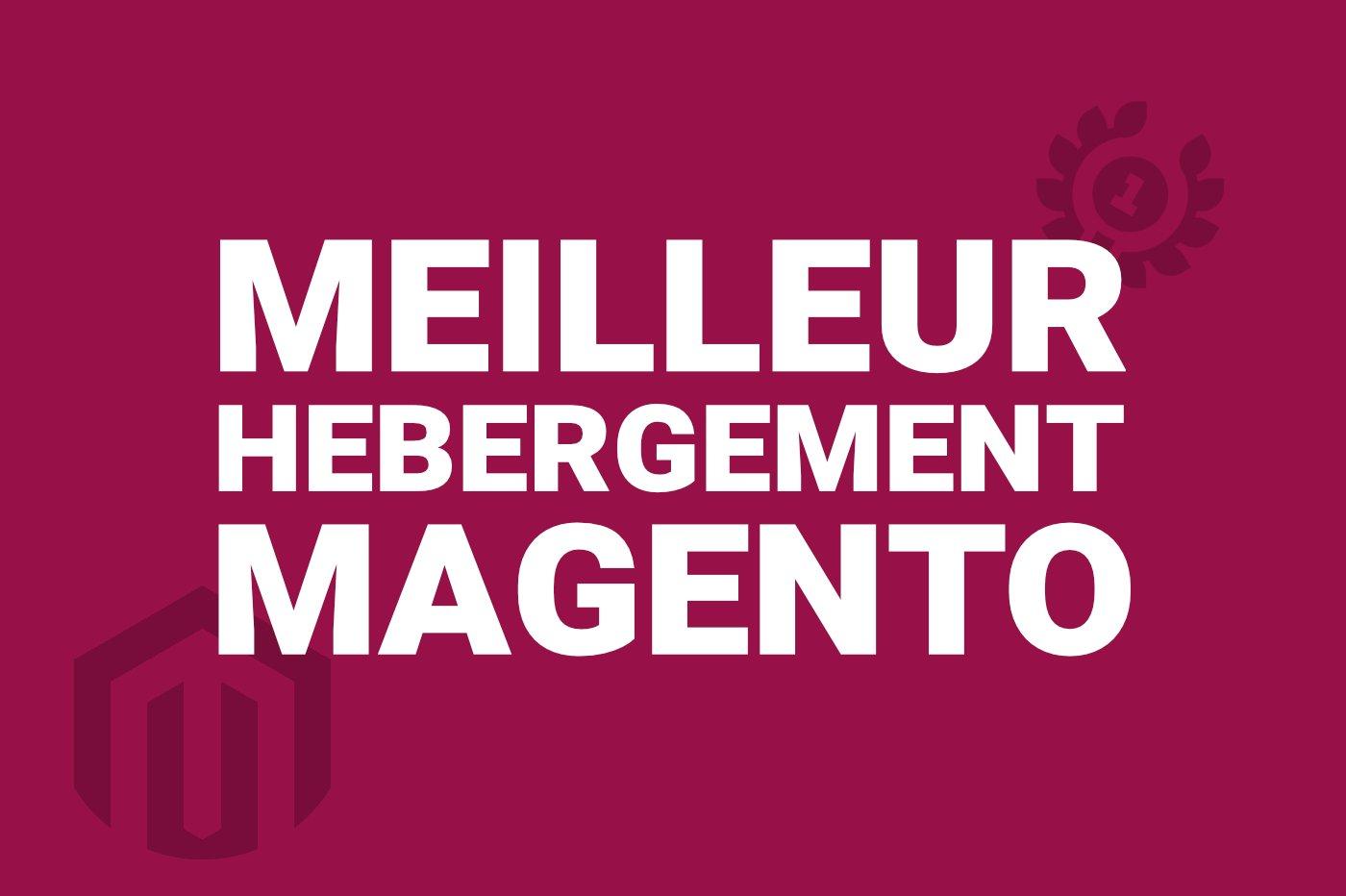 Hébergement web Magento