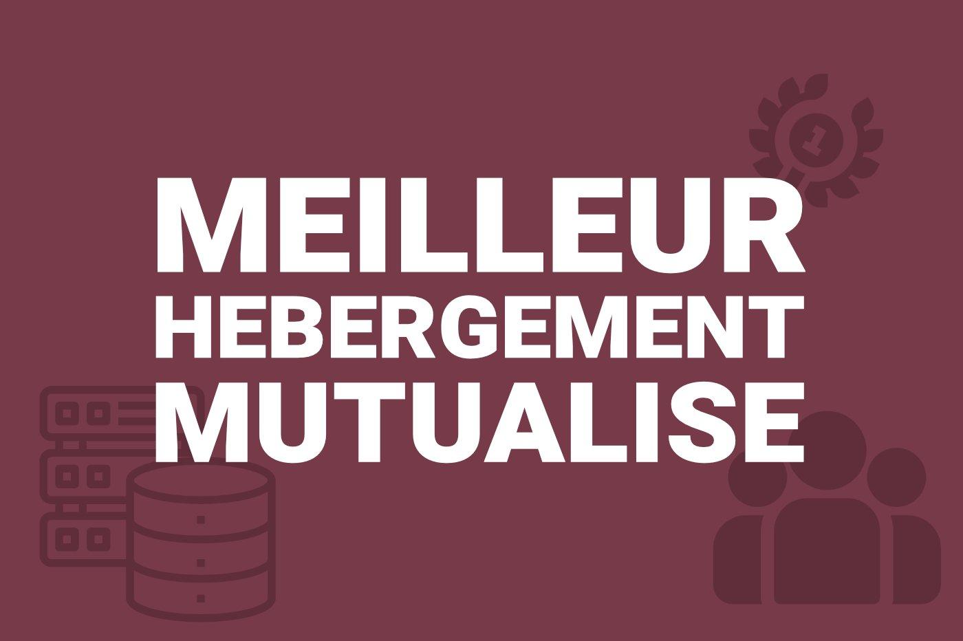Hebergement web mutualise