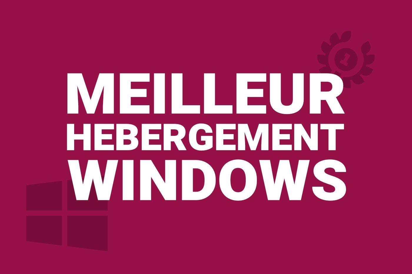 Hébergement web Windows ASP.NET
