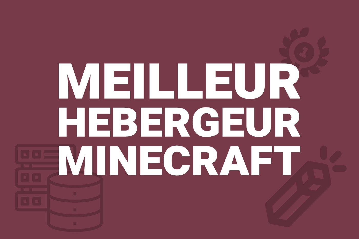 Hebergement web Minecraft