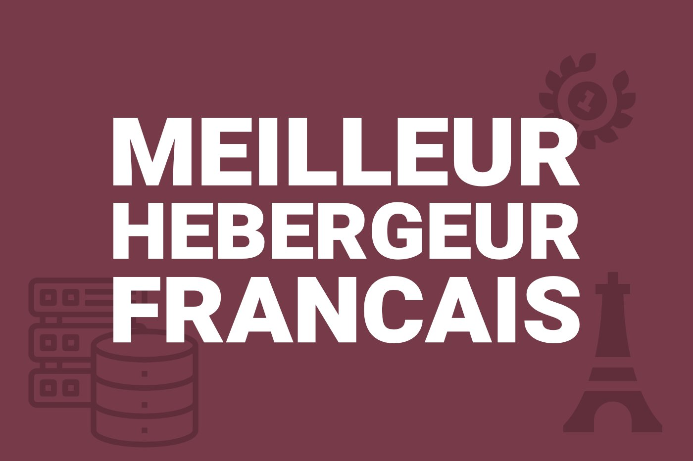 Hebergement web français