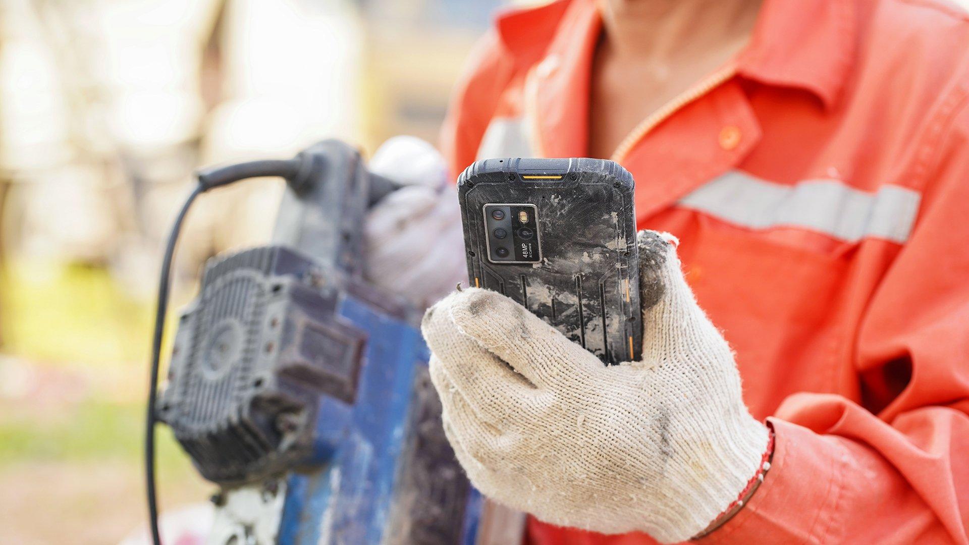 Les capteurs photos du Oukitel WP10 5G