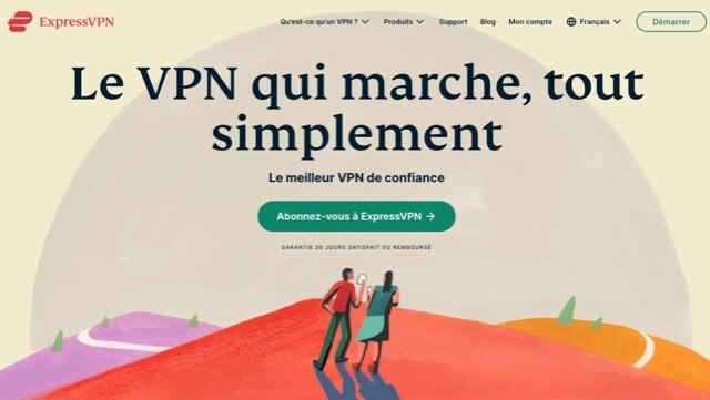 Site-web-ExpressVPN