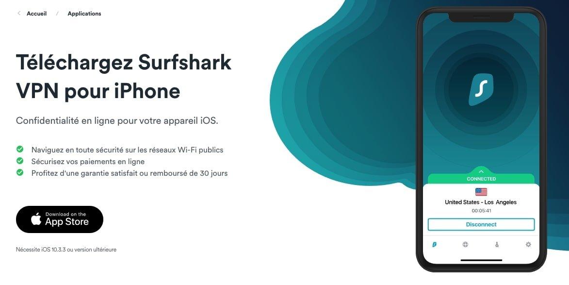 Surfshark-iOS