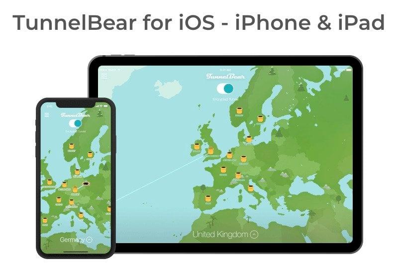 TunnelBear-gratuit-iPhone