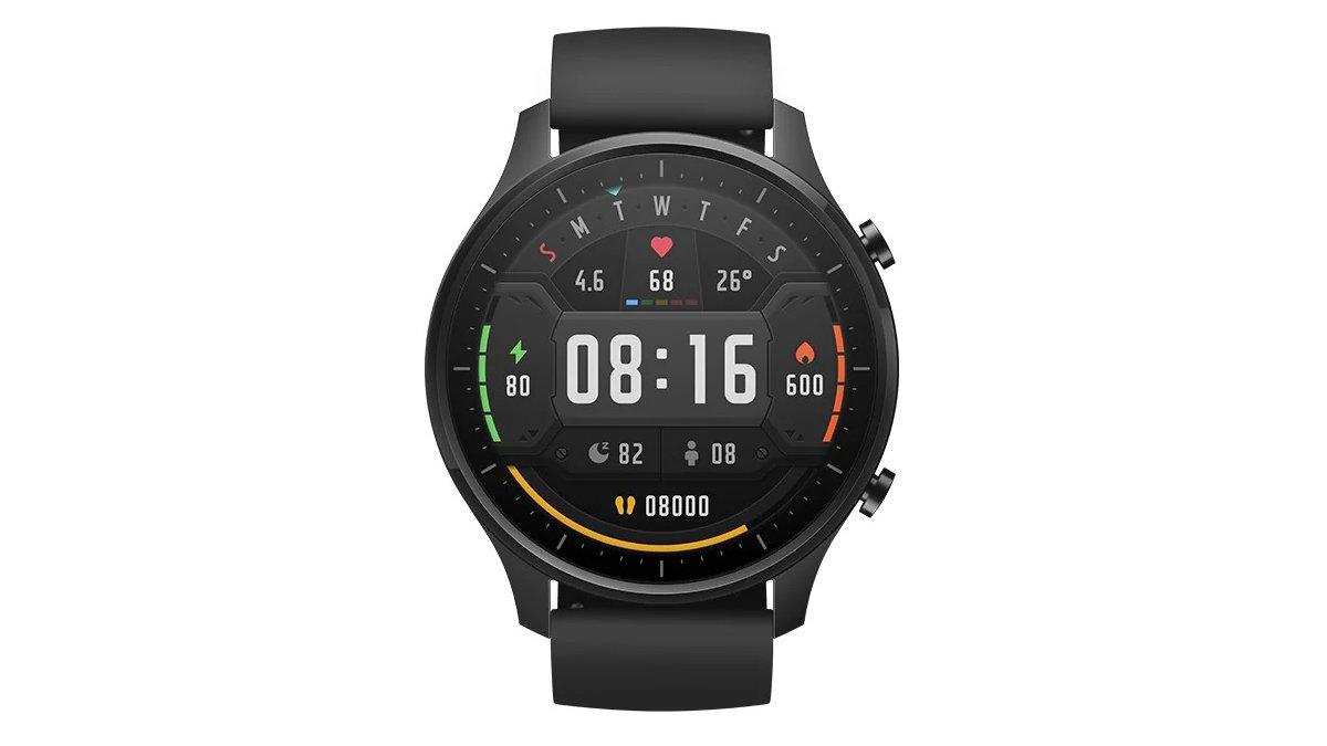 La Xiaomi Mi Watch Color est une montre connectée en promotion sur Aliexpress.