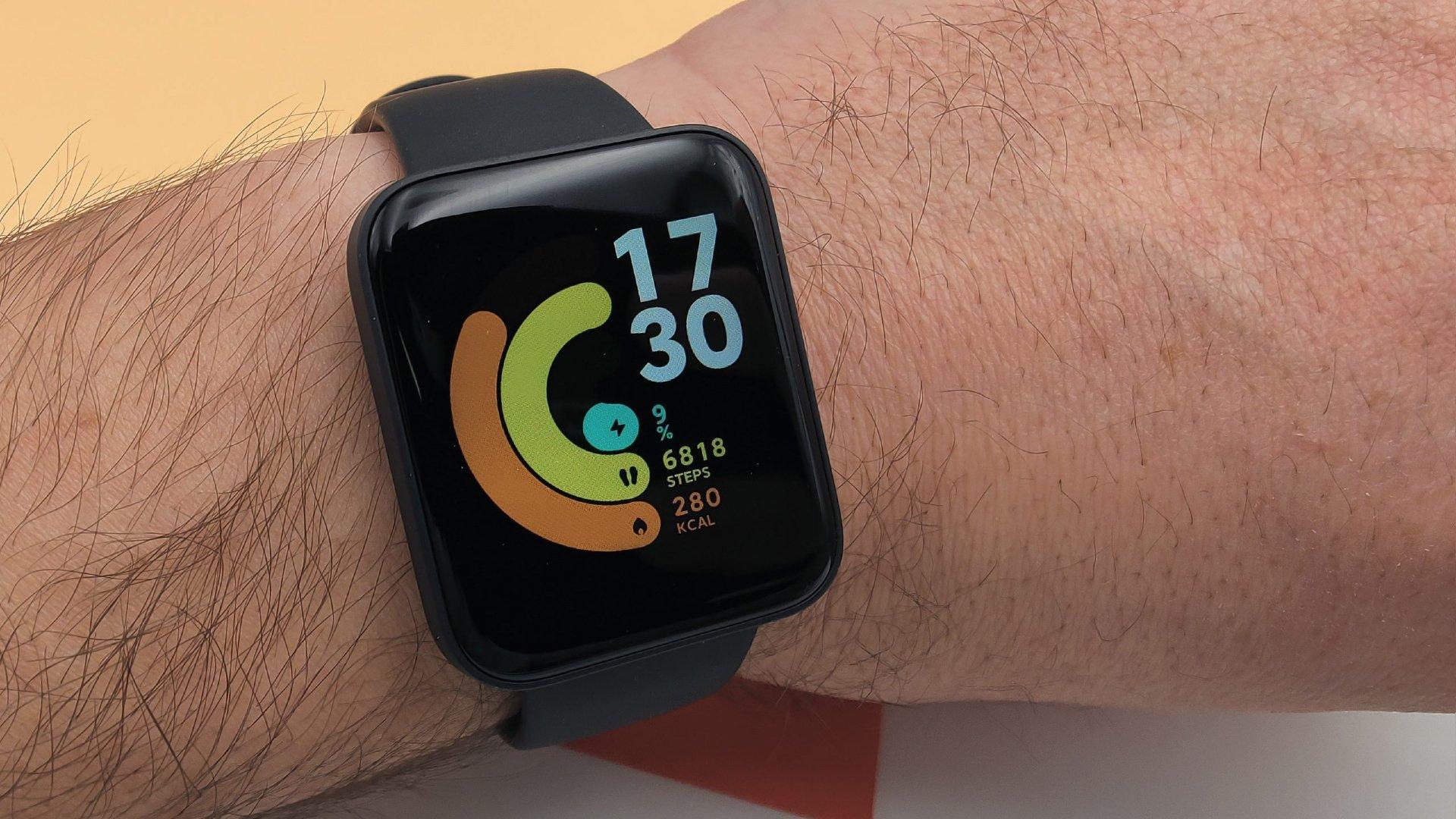 La Xiaomi Mi Watch Lite est en promotion sur Aliexpress.