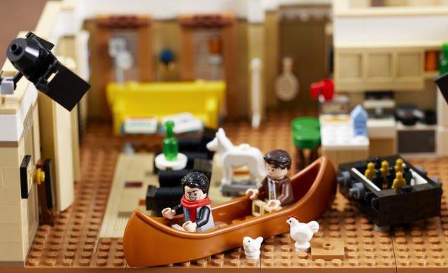 LEGO F.R.I.E.N.D.S. les appartements