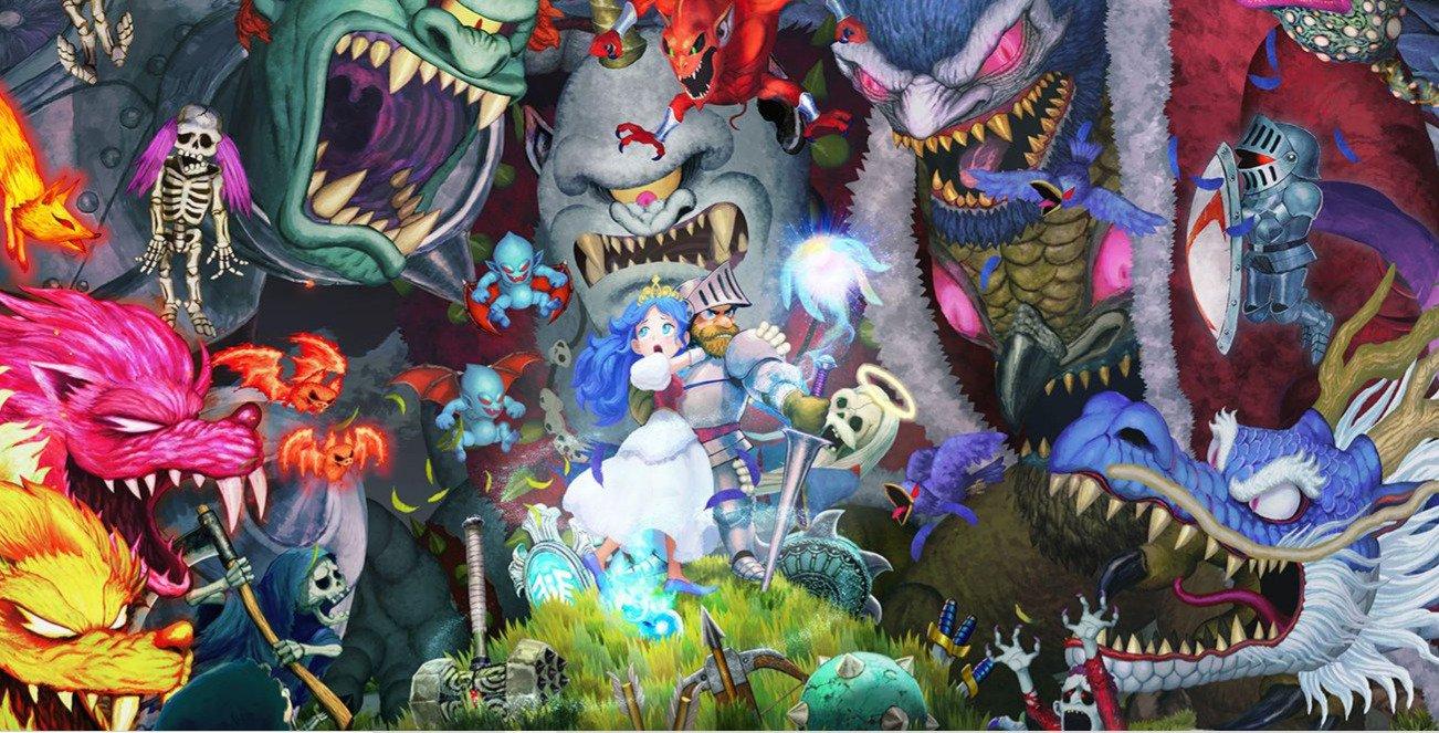 Ghosts N Goblins Capcom