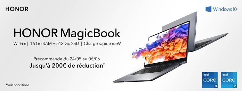 Honor MagicBook