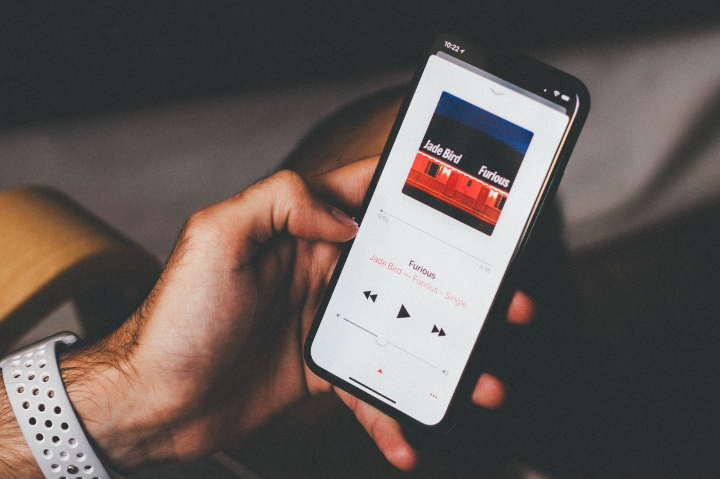 Apple Music haute qualité