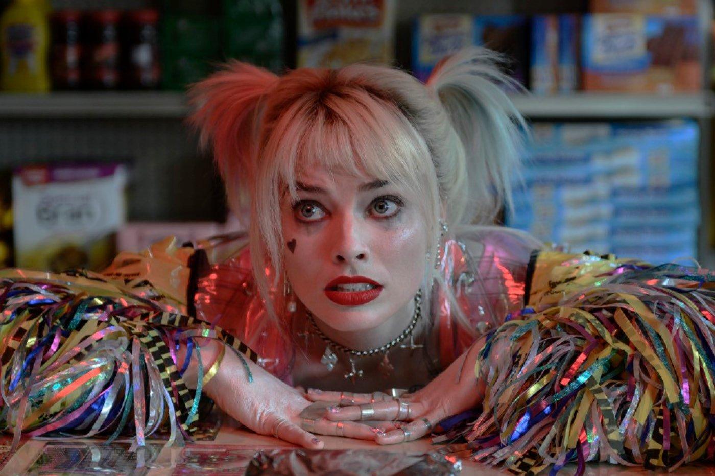 Margot Robbie dans Birds of Prey