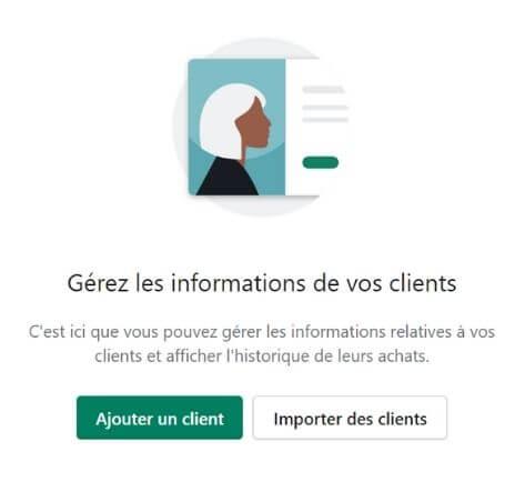 Client Shopify