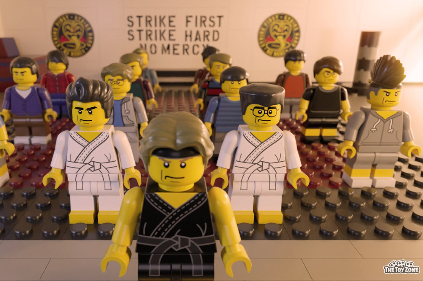 Netflix - LEGO - Cobra Kai