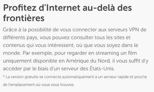 Contournement des géo-restrictions avec Kaspersky VPN