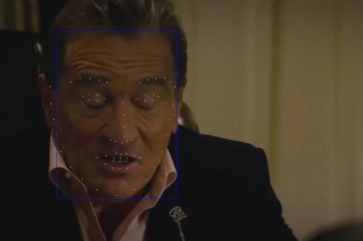 Robert DeNiro Deepfake