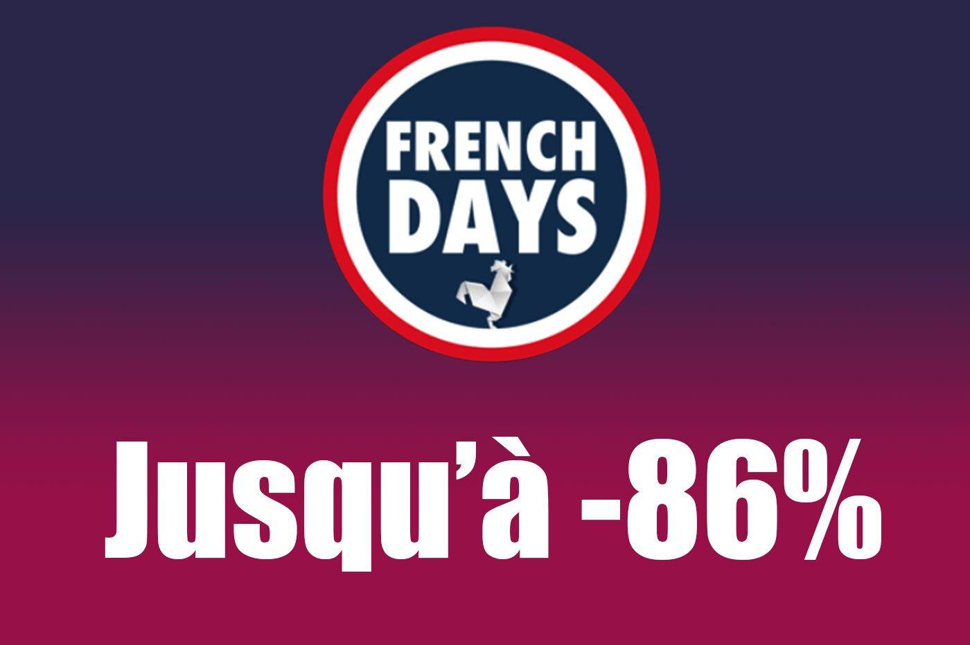 Les French Days de l'été 2021