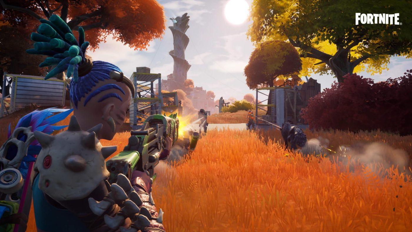 Epic Games fortnite primal