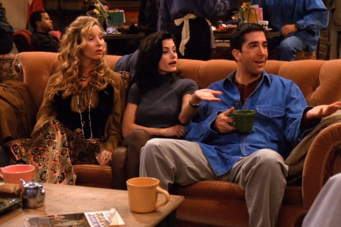 Friends saison 1