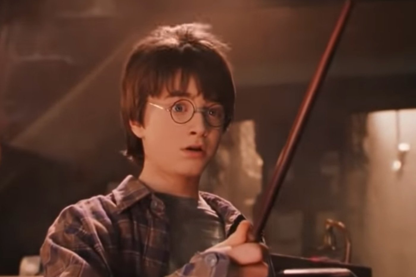 Harry potter -daniel radcliffe