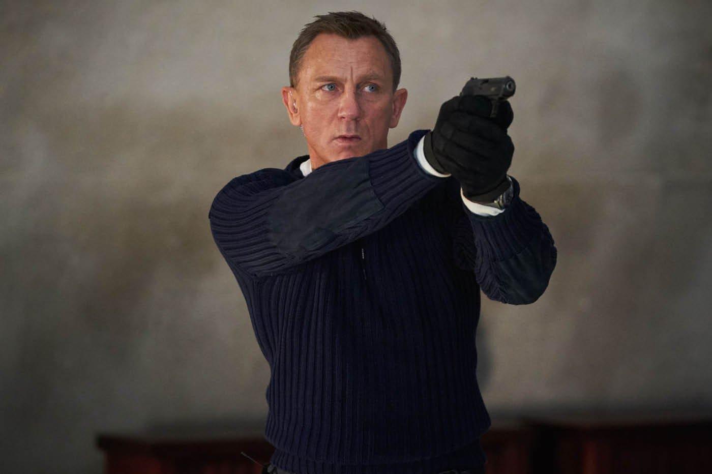 James Bond - Mourir peut attendre