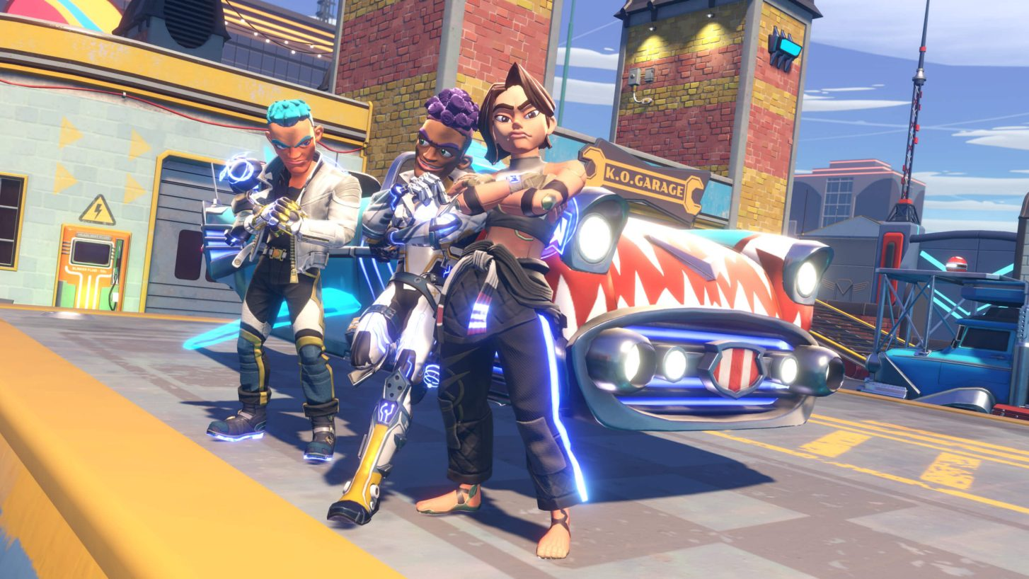 Knockout City EA