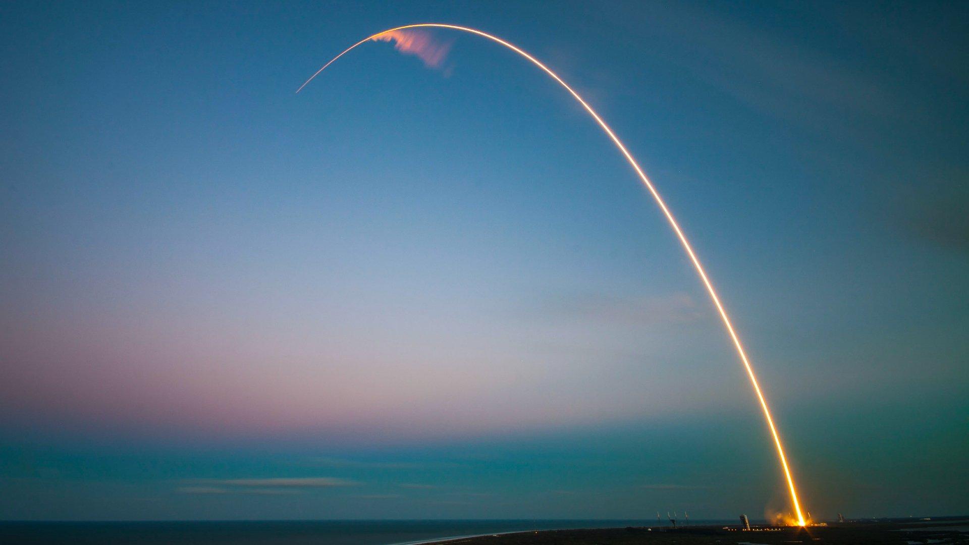 Un morceau de la fusée chinoise Long March 5B pesant plus de 23 tonnes serait à destination de notre Terre.