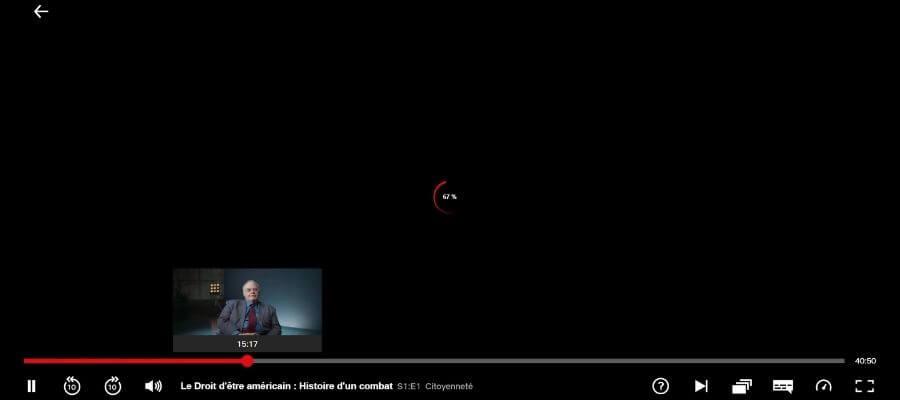 Netflix avec Avira VPN