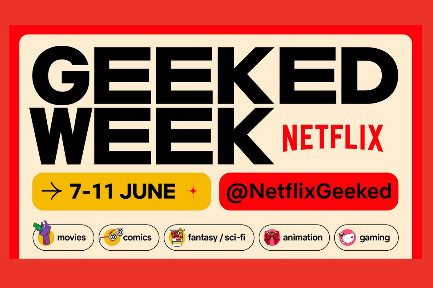Netflix Geek