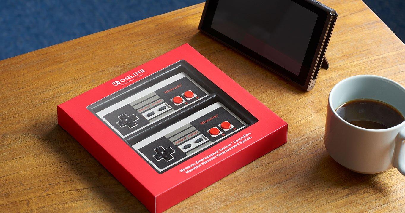 Nintendo Switch Online NES SNES jeux rétro