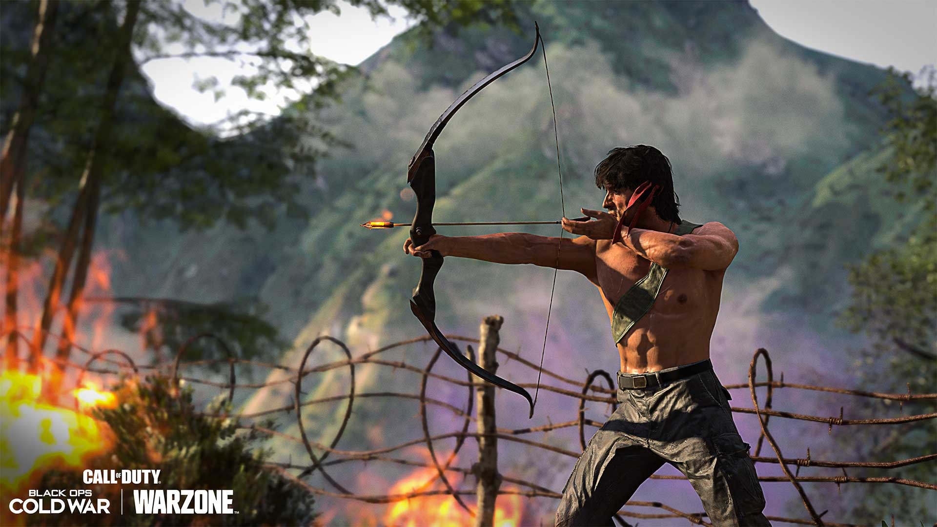 Rambo Call of Duty Warzone Saison 3