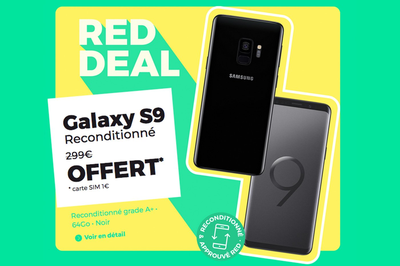 Forfait RED Deal